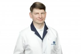 Juozas Mackevičius. Ortopedas-technikas Vilniuje