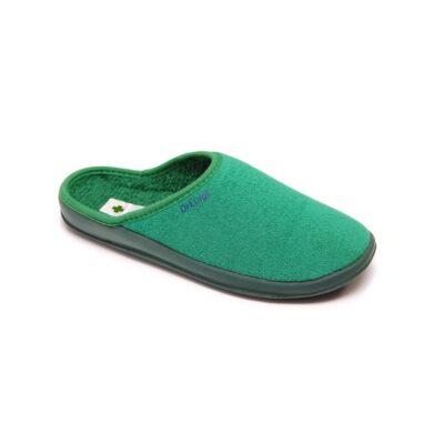 Dr Luigi kambarinės žalios šlepetės