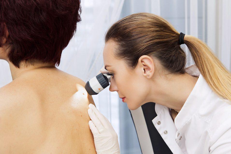 dermatologė